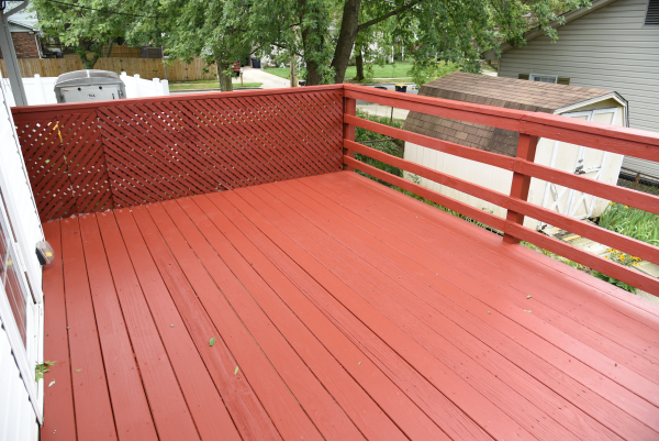 Deck Repair and Painting Costs - Upper Marlboro MD Real